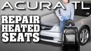 2005 Honda Accord Heated Seat Light Bulb How To Fix Heated Seats Acura Tl Honda