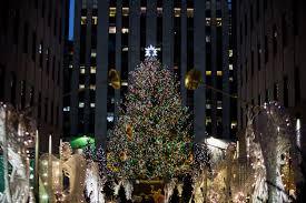Tree Lighting Reading Ma Rockefeller Center Christmas Tree Photos Through The Years