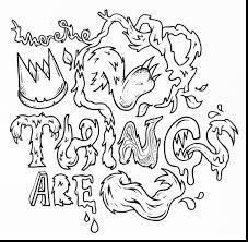 Small Picture astounding where the wild things are coloring pages alphabrainsznet