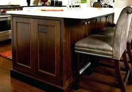 granite countertop overhang support requirements granite supports home