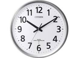 office wall clocks large. Citizen Network M475 Office Type Wall Clock 8MY475-019 Clocks Large C