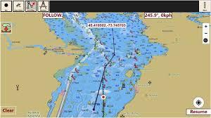 Tennessee River Navigation Charts Tennessee River Navigation Map Za Skat I Boating Gps