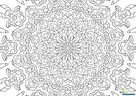 Complex Coloring Pages Free Printable For Kids Cropmobatl Complex