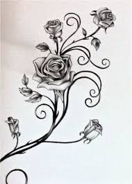 Small Picture hoontoidly Roses Tumblr Drawing Images