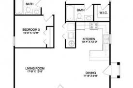 Small Home PlansOpen House Plan Small Home Plans Small House Floor Plan
