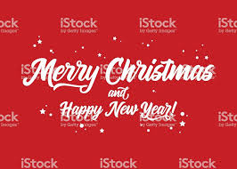 merry christmas and happy holidays text. Plain And Merry Christmas And Happy New Year Vector Holiday Template Festive Red  Background Calligraphy Intended And Holidays Text 6