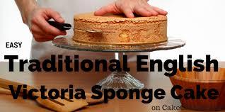 Image result for english sponge cake
