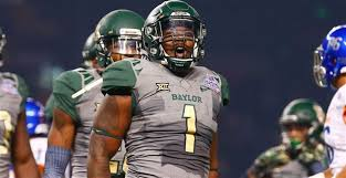 Pff A Look At The 2017 Baylor Bears