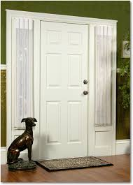 white entry doors with sidelights. Now, In Response To Requests From Consumers, Dealers And Designers, Hunter Douglas Is White Entry Doors With Sidelights