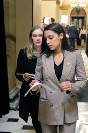 She is a member of the democratic socialists of america and justice democrats. 18 Times Alexandria Ocasio Cortez Was The Consummate Power Dresser British Vogue