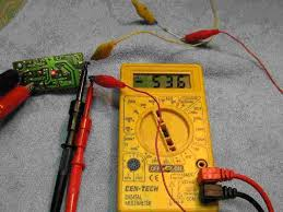 gbppr hot pack now a 10 megaohm resistor is placed in parallel the high voltage output and the meter it drops to 536 vdc