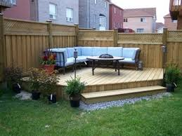 do it yourself backyard landscaping ideas small outdoor patio on a