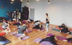 flex and flow portland yoga