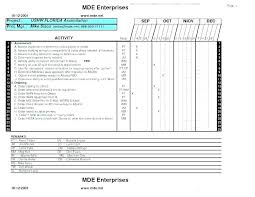 Sales Call List Sales Call Plan Template Monthly Schedule Weekly