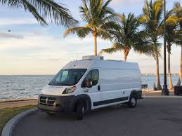 Cargo Van Comparison Chart Why Use A Promaster Van For A Diy Camper Van Conversion