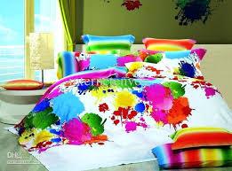 Discount Multicolor Inkjet Full Queen Bedding Set Bedclothes ... & Discount Multicolor Inkjet Full Queen Bedding Set Bedclothes Egyptian Cotton  Duvet Quilt Cover Bed Sheet Comforter Adamdwight.com