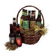 beverage craft brew gift basket