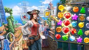 A hidden object game is a genre of puzzle game in which the player must find lots of different objects on a special map. Get The Hidden Treasures Find Hidden Objects Mystery Match 3 Puzzle Game Microsoft Store