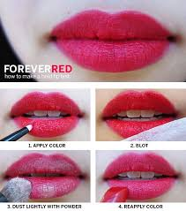 how to make bold lipstick last longer
