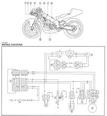tz125 wiring diagrams and electrical components list 2000 Yamaha Kodiak 400 Wiring Diagram at 2000 Yamaha Big Bear 400 Wiring Diagram