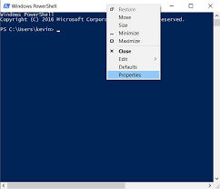 Windows 10 Color Scheme How To Change Powershell Color Scheme On Windows 10 Beebom
