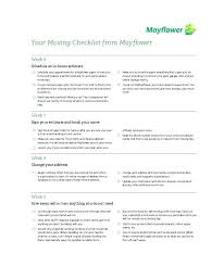 Moving Checklist Template Pdf Office Move Excel Best Ideas Planner