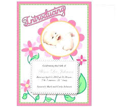Baby Girl Birth Announcements Template Free Free Baby Birth Announcements Free Pregnancy Announcement Templates