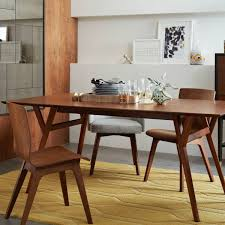 mid century expandable dining table. West Elm Mid Century Expandable Dining Table R
