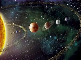 Fototapeta Vesmír Planets