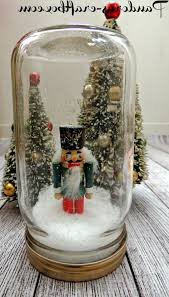 Mason Jar Decorations For Christmas Dining Room Marvellous Nutcraker Mason Jar Tutorial Father 83