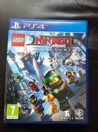 Lego Ninjago movie game PS4 in B65 Sandwell für 12,00 £ zum Verkauf