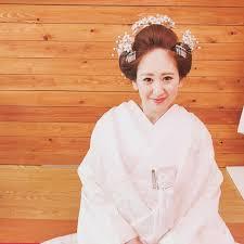 結婚式はやっぱり和装 花嫁からお呼ばれまで似合う髪型を選ぼう前編