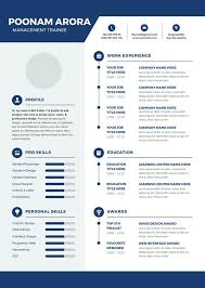 Smart Resume Fascinating Smart CV Elegant Creativehrstore