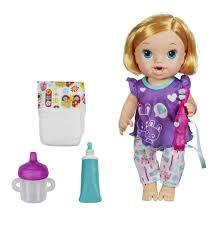 <b>Кукла Baby Alive Малышка</b> готовится ко сну, артикул: A8348 ...