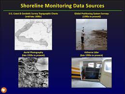 Retreating Shoreline Along Texas Gulf Coast Earth Earthsky