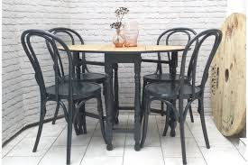 bentwood dining chair. Bentwood Dining Chairs And Drop Leaf Table Set Farrow Ball Thonet/ Bistro Style Photo Chair