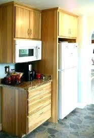 Above Fridge Cabinet Wine Rack Cabinet Above Fridge Photo 2 Mini