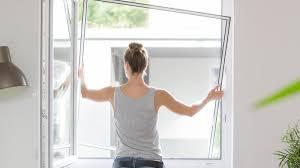 Schutz Für Fenster Und Türen So Bleiben Nervige Insekten Draußen
