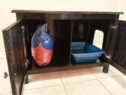 going one particular on a single with a toilet bowl and brush seems to supply much less likelihood of fecal matter contact than the litter box shuffle catbox litter box enclosure