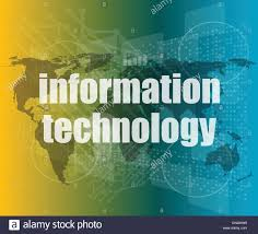 Digital Information Technology Concept Background Vector Quotation