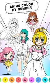 If you have a question you can ask it below and please check through the questions that have already been asked to see if you can answer any. Anime Color By Number Anime Coloring Book Free Download And Software Reviews Cnet Download