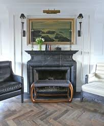 view in gallery custom marble fireplace in a traditional room