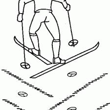 Реферат Катание на лыжах основные приемы vinyl fest ru Банк  Подъем елочкой на лыжах реферат