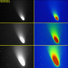 Solar System images - Comets
