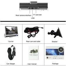 Camera hành trình DVR 3 trong 1 tích hợp cam lùi và cam giám sát trong xe  đa năng, giá chỉ 699,000đ! Mua ngay kẻo hết!