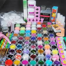 professional acrylic nail starter kit. acrylic nail art kit pak fashion week the nails and spot professional starter