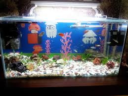Funny Fish Tank Decorations Stunning Aquarium Decoration Ideas
