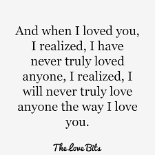 True Love Quotes Awesome 48 True Love Quotes to Get You Believing in Love Again TheLoveBits