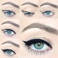 perfect winged eye makeup tutorial