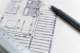 architectural design architecture blueprint business composition